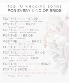 Unique Wedding Song Ideas