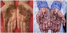 Gambar Henna Mehndi Keren Di Jari Tangan Dan Kaki Seni