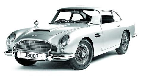 Aston Martin From Skyfall, The Latest Installment Of The