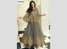 Latest Anarkali Frocks Design Gown/Floor Length 2017 2018