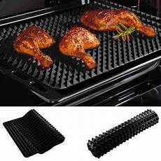 1pc bbq mat food grade silicone microwave oven baking pad