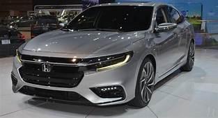 2020 Honda Insight Hybrid Rumor Redesign Review  2019