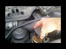 Powerstroke Fuel Filter Change