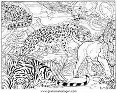 Einhorn Malvorlagen Jogja Malvorlagen Tiger