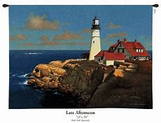 nautical lighthouse tapestry wall hanging most popular