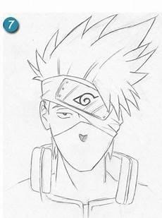 Gambar Anime Keren Hitam Putih Pensil Gambar Viral Hd