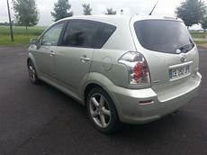 Avis Toyota Corolla Verso 7 Places