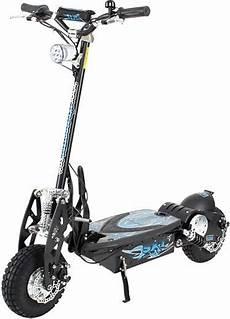 E Scooter Straßenzulassung - e scooter sxt scooters esc1000 5 turbo schwarz li ion 36 v