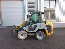 Used Kramer 180 Mini Wheel Loader Year 2008 Price Us