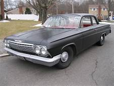 1962 Chevrolet Biscayne 454 4 Speed Sleeper Nostalgia
