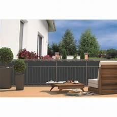 sichtschutz für balkon balkon sichtschutz sichtschutzplane f 252 r balkon gel 228 nd