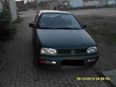 Vw Golf 3 Baujahr 1995 1 8l Neue Positionen Volkswagen Pkw