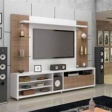 Rack Bancada Painel Para Tv Atenas 35 X 240 X 35