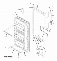 ge upright freezer wire diagram ge freezer a series parts model fuf17suarww sears partsdirect