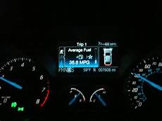 What Does The Symbol On The Display Ford