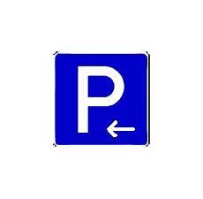 Zeichen 314 Parkplatz
