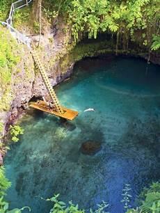 to sua ocean trench samoa world for travel