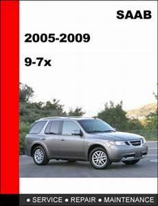 car service manuals pdf 2006 saab 9 7x seat position control saab 9 7x 2005 2009 workshop service repair manual tradebit