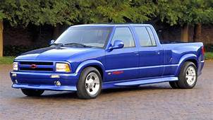 Heres Why The Chevy S 10 Xtreme Is A Future Classic