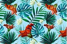 Tropical Flower Wallpaper Hd by Tropical Pattern Jungle Flowers Patterns On Creative Market