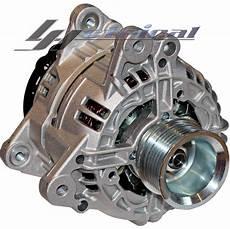 100 new alternator for vw golf gti 2 8l vr6 generator 120 one yr warranty ebay