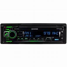 kenwood excelon kdc x502 single din car stereo receiver