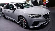 2018 Opel Insignia Gsi Exterior And Interior Iaa