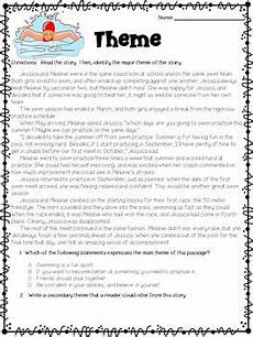 poetry theme worksheets 25363 themes in literature worksheets by deb hanson teachers pay teachers
