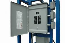 power substation 15kva converts 480v to 120 240v with 30a feed thru 10 gfcis 2 l6