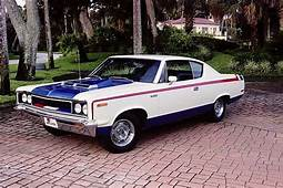 70 Rebel Machine With The All American Paint Scheme  AMC
