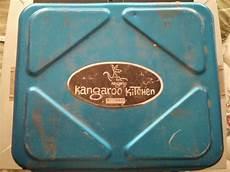 Kangaroo Kitchen Grill by Kangaroo Kitchen Vintage Aluminum Cing Stove Grill