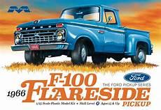 1966 ford f100 flareside truck 1 25 moebius