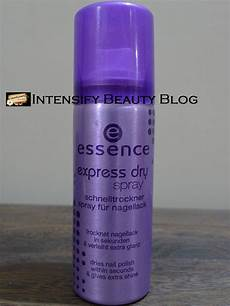your nail colors with essence express spray