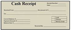 money receipt format exles vatansun