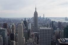 Empire State Building Ou Top Of The Rock Voyager En Photos