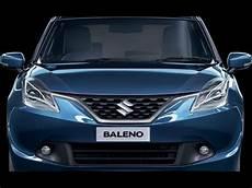 2018 The All New Suzuki Baleno Hatchback