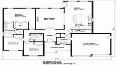 bungalow house plans ontario bungalow floor plans canada 2 bedroom bungalow plans