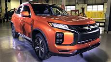 Mitsubishi Outlander 2020 Review by 2020 Mitsubishi Outlander Sport Revealed In America Drops