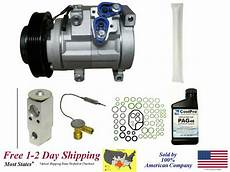 automobile air conditioning repair 2007 honda odyssey electronic toll collection new a c ac compressor kit for 2005 2006 2007 honda odyssey 3 5l engines ebay