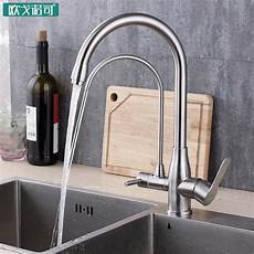 water faucets kitchen water faucet tap and cold water kitchen faucet with filtered water in kitchen
