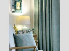 Teal Polyester Jacquard Striped Contemporary Patterned