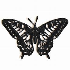 Spitze Motiv Schmetterling Schwarz Jetzt Kaufen