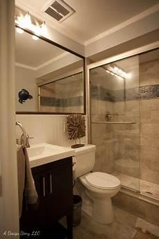 bathroom mirror ideas for a small bathroom small bath ideas the large mirror the sink and toliet bathrooms in 2019 condo