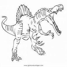 Malvorlagen Tiere Dinosaurier Spinosaurus000 Gratis Malvorlage In Dinosaurier Tiere