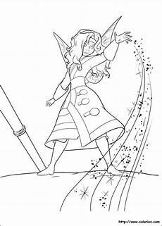 Tinkerbell Malvorlagen Vk Coloriage La F 233 E Clochette Fee Kleurplaten Disney