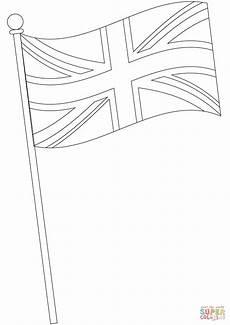 ausmalbild die flagge gro 223 britanniens ausmalbilder