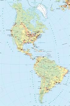Diercke Weltatlas Kartenansicht Amerika Wirtschaft