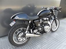 Moto Triumph Cafe Racer Occasion