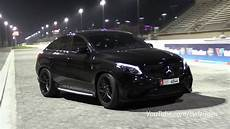 mercedes amg gle63s rs800 pp performance big flames 1 4 mile drag youtube