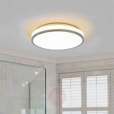 Lyss Led Bathroom Ceiling Light With Chrome Frame Lights